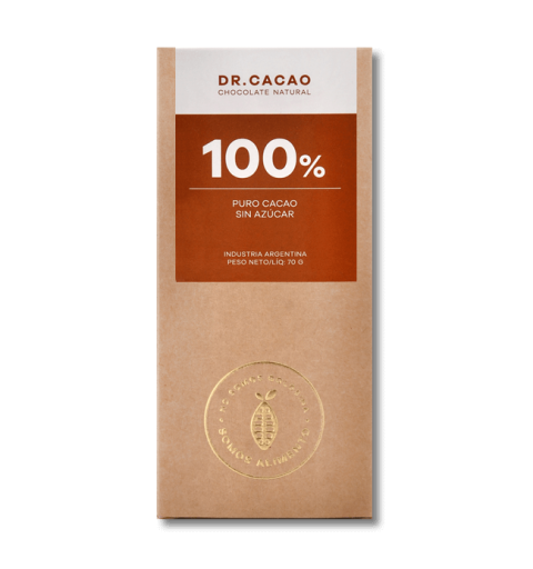 Dr. Cacao - Chocolate 100%