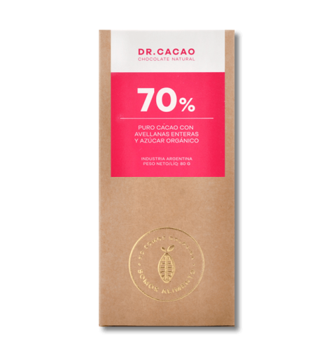 Dr. Cacao - Chocolate 70%...